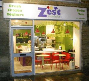 Shop exterior1